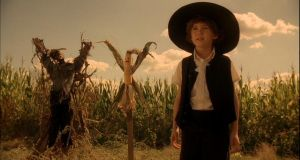 A still from the truly dire film adaptation of Children of the Corn