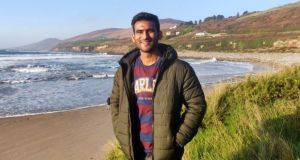 Anand Goel died after he fell from the Cliffs of Moher on January 4th last year.