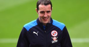 John O'Shea is to return to Reading as first-team coach. Photograph: Nathan Stirk/Getty Images