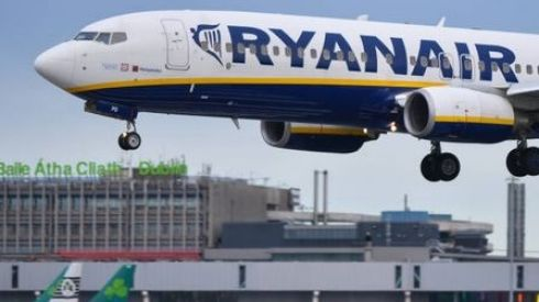 Directly employed members of the Irish Airline Pilots' Association  at Ryanair submitted a pay claim to the carrier in February, and are said to be angry at the company's response