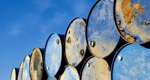 Current gross production at the Abu Sennan concession stands at more than 5,100 barrels of oil equivalent per day. Photograph: iStock