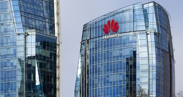 Huawei lays off hundreds of workers at US research arm