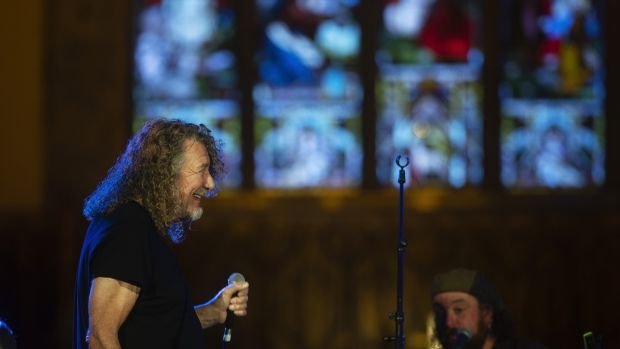 Robert Plant is an eclectic song collector and musicologist, and the former Led Zeppelin singer's new ensemble is an altogether more melodic exploration