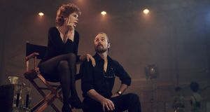 Michelle Williams and Sam Rockwell in Fosse/Verdon, beginning Friday on BBC2