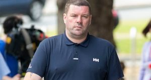 Paul O'Beirne (36), of Colepark Drive, Ballyfermot,   pleaded guilty to facilitating the commission of a serious offence by a criminal organisation by the provision and destruction of a motor vehicle.  File photograph: Collins Courts