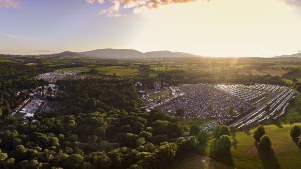 Created in 2018 by the late John Reynolds, who also founded Electric Picnic, Forbidden Fruit and Metropolis. Photograph: Aerial.ie