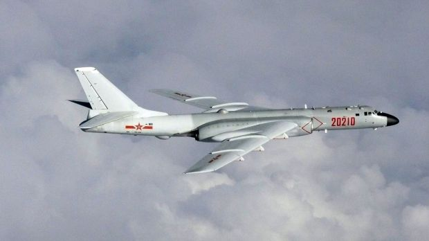 South Korea jets fire shots at Russian military aircraft over Sea of
