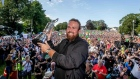 'It's a dream come true', Clara welcomes Shane Lowry home
