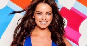 Maura Higgins, one of the stars of Love Island