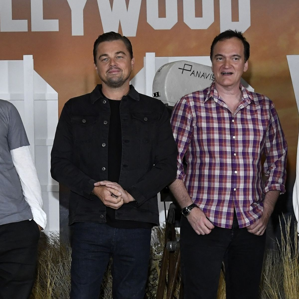 Brad Pitt on Once Upon a Time in Hollywood: 'There's no set
