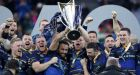 Leinster lift the Champions Cup in 2018. European rugby is now part of Sky's new Sports Extra package. Photo: Billy Stickland/Inpho