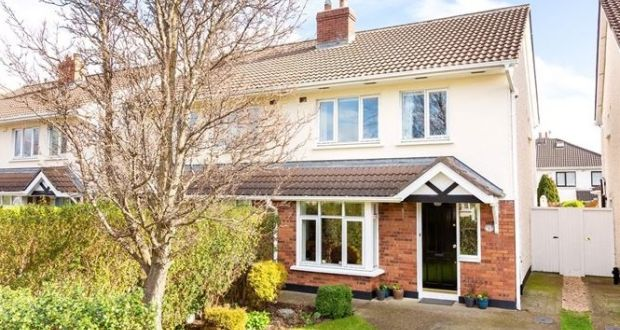 8 Glencairn Grove, The Gallops, in Leopardstown, Dublin 18, sold for its guide price of €475,000