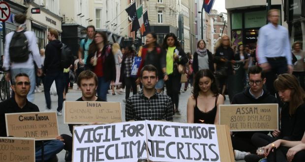 Climate activists are right to turn up the heat