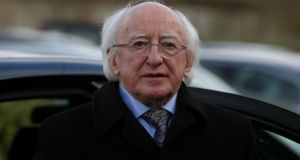 President Michael D Higgins' campaign spent €50,000 on publicity. Photograph: Brian Lawless/PA Wire