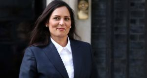 New home secretary Priti Patel. Photograph: Isabel Infantes/AFP/Getty