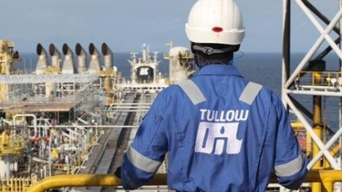 Tullow Oil - Wikipedia