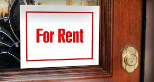 The annual hunt for rental accommodation is due to get under way  in a few weeks after the release of the Leaving Cert results. Photograph: iStock