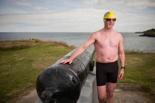 Liffey Swim portraits: the men and women of the Dublin