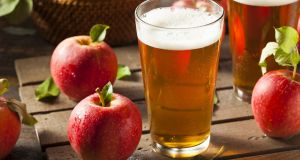 Cider can claim to be one of the most ancient Irish drinks of all. Photograph: iStock Cider can claim to be one of the most ancient Irish drinks of all. Photograph: iStock