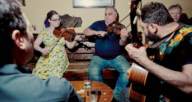 Meet the Tradfather: The rise of New York's traditional Irish music