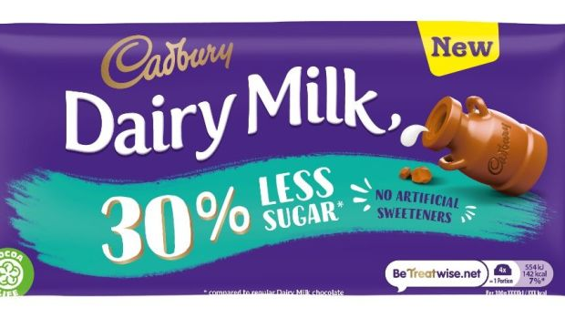 Cadbury Launches Diet Dairy Milk Chocolate With 30 Less Sugar
