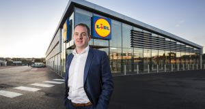Lidl Ireland MD JP Scally.