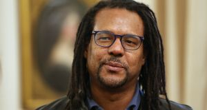 US novelist Colson Whitehead won the 2017 Pulitzer Prize for The Underground Railroad. Photograph: Sean Gallup/Getty Images