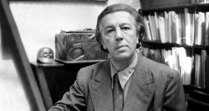 Andre Breton: 'There is no use being alive if one must work.' Photograph: Roger Viollet via Getty Images
