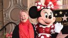 Russi Taylor, best known for voicing the Disney character Minnie Mouse, died at  75 years old. Photograph: Alberto E Rodriguez/Getty