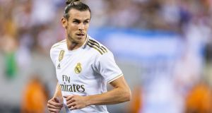 Gareth Bale's move from Real Madrid  to China has fallen through and he is set to remain in Spain. Photograph: Justin Lane/EPA