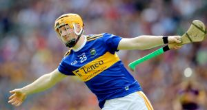 Tipperary's Jake Morris, whose goal against Wexford was one of three disallowed.  Photograph: James Crombie/Inpho