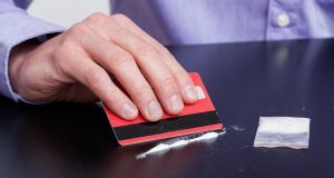 Cocaine is a drug that masks insecurity as it allows the taker to feel omnipotent for short periods of time. Photograph: iStock