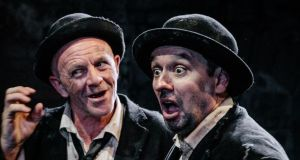 Waiting for Godot is at Smock Alley theatre until August 10th.