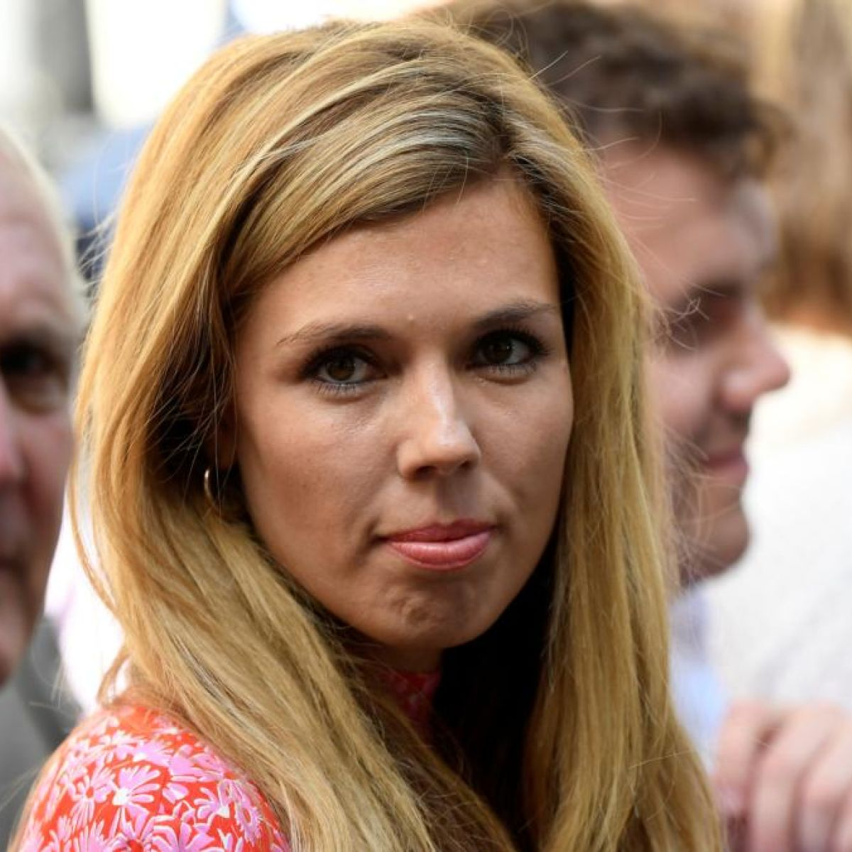 Carrie Symonds Moves Into Downing Street With Boris Johnson