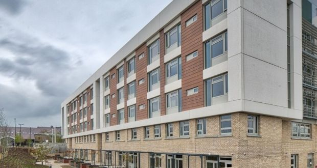The hospice is part of University Hospital Waterford's recently completed Dunmore Wing.