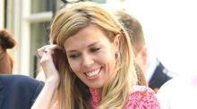 Who is Carrie Symonds, the UK's 'first girlfriend'?