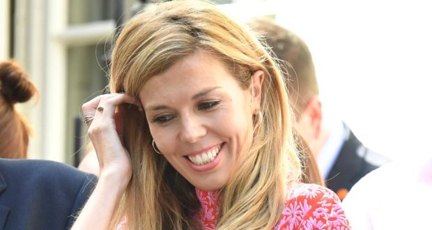 Who Is Carrie Symonds The Uk S First Girlfriend