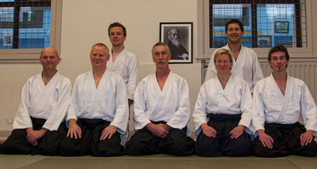 Fighting arts: Tell me about       Aikido