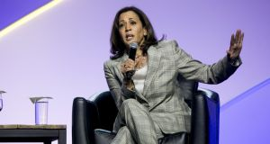 Focus on Biden and Harris as Democrats gather for second debate