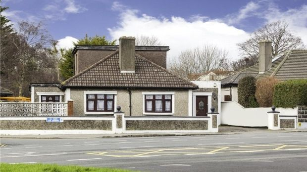 232 Howth Road, Killester, Dublin 5: 155ft garden to the rear offers plenty of scope