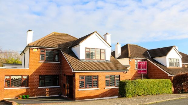 4 Burnaby Heights, Greystones, Co Wicklow: detached house of 213sq m