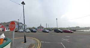 General view of Courtown Harbour in Co Wexford. Photograph: Google Street