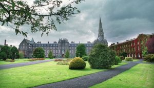 In May 1969 St Patrick's College in Maynooth, Co Kildare, was causing a stir. Photograph:  Brenda Fitzsimons