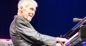 Galway International Arts Festival: Burt Bacharach. Photograph: Andrew Downes/Xposure