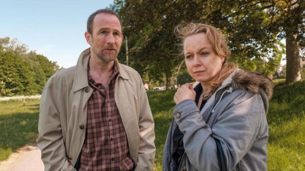 I Am Kirsty: Paul Kaye plays a creepily concerned school-gate dad who cajoles Kirsty into accepting a loan