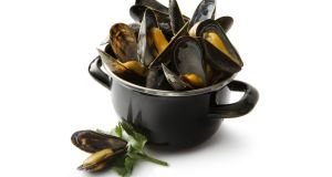 Mussels are delicious and easy to cook. Photograph: iStock