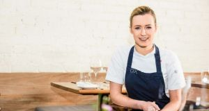 Grainne Mullins, formerly of Ox in Belfast and now part of the launch team for Lignum, opening in Bullaun, near Loughrea, Co Galway, at the end of next month, is one of 14 chefs to reach the Euro-Toques Young Chef 2019 semi-final.