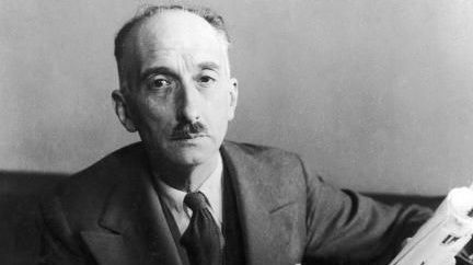French author François Mauriac (1885-1970). Photograph: Getty Images