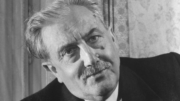Georges Bernanos. Photograph: David E Scherman/The LIFE Picture Collection via Getty Images