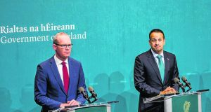 'What is tough is watching the ridiculous behaviour of the Taoiseach Leo Varadkar and his foreign minister, Simon Coveney, trying to destroy, like wilful children, relations with an ancient and friendly neighbour', Bruce Arnold writes in the Telegraph